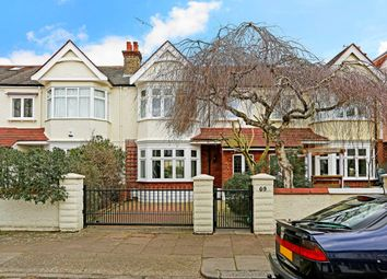 Thumbnail 4 bed terraced house to rent in Netheravon Road, London