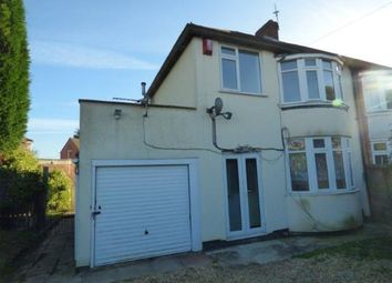 Thumbnail 3 bed semi-detached house for sale in Overwoods Road, Wilnecote, Tamworth, Staffordshire