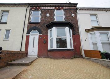Thumbnail 3 bed terraced house for sale in Fountain Street, Birkenhead, Merseyside