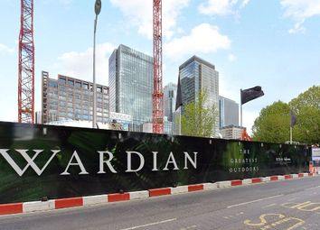 Thumbnail 2 bed flat for sale in The Wardian, West Tower, Marsh Wall