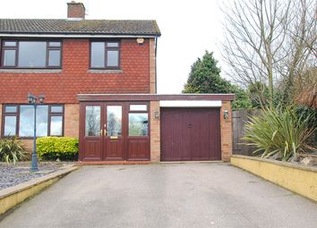 Thumbnail 3 bed detached house for sale in Ship Lane, Aveley, South Ockendon, Essex