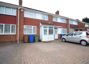 Thumbnail 3 bed terraced house for sale in Coombe Drive, Sittingbourne