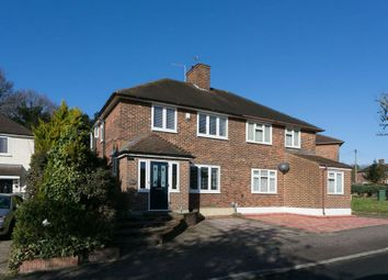 Thumbnail 3 bed semi-detached house for sale in Friday Hill West, London