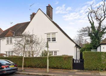 4 bed semi-detached house for sale in Willifield Way, Hampstead Garden Suburb, London NW11