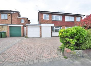 Thumbnail 3 bed semi-detached house to rent in Nicola Terrace, Long Lane, Bexleyheath