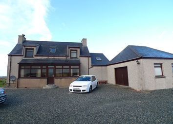 Thumbnail 4 bed detached house for sale in 5 Borve, Isle Of Lewis