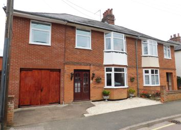 Thumbnail 4 bed semi-detached house for sale in Kensington Road, Stowmarket