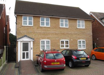Thumbnail 2 bed flat to rent in Ferry Road, Hullbridge, Hockley