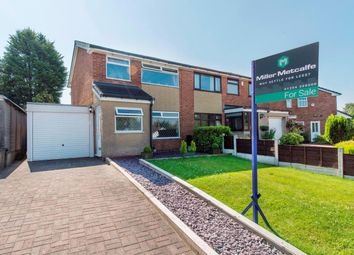 Thumbnail 3 bedroom semi-detached house for sale in Harwood Vale, Bolton