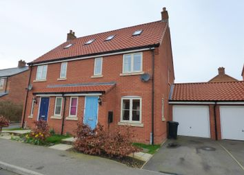 Thumbnail 4 bed semi-detached house for sale in Riverhead, Louth