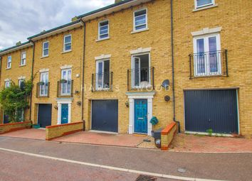 Thumbnail 4 bed town house for sale in Propelair Way, Colchester