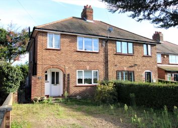 Thumbnail 3 bed semi-detached house for sale in St. Neots Road, Sandy