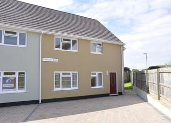 Thumbnail 3 bed maisonette to rent in Wilcocks Road, Exeter