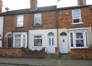 Thumbnail 2 bed terraced house to rent in Tooley Street, Gainsborough