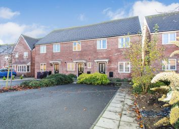 Thumbnail 3 bed end terrace house for sale in Alnwick Close, Rushden
