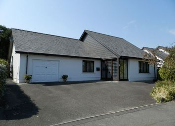 Thumbnail 2 bed detached bungalow for sale in Waungiach, Llechryd, Cardigan