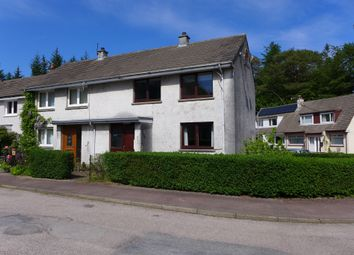 Thumbnail 3 bed end terrace house for sale in 56 Highbank Park, Lochgilphead