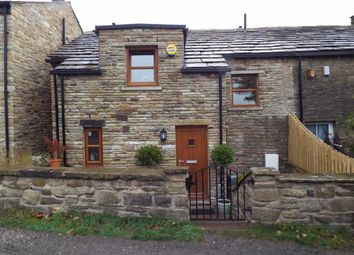Thumbnail 3 bed cottage for sale in Holcombe Road, Helmshore, Lancashire
