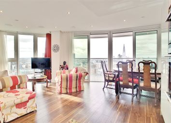 Thumbnail 3 bed flat to rent in Altitude Point, 71 Alie Street, London