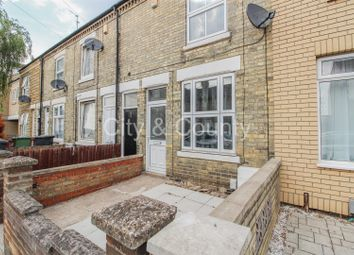 Thumbnail 2 bed terraced house for sale in Green Lane, Peterborough