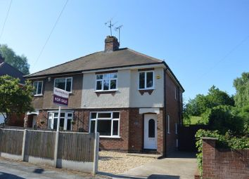 Thumbnail 3 bed semi-detached house for sale in Prospect Street, Mansfield