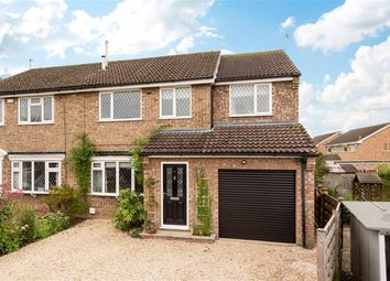 Thumbnail 4 bedroom semi-detached house for sale in Helmsley Grove, Wigginton, York