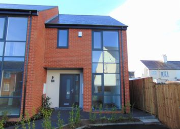 Thumbnail 3 bed end terrace house to rent in Wings Court, Station Road, Little Sutton, Cheshire