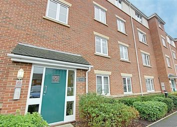 Thumbnail 2 bed flat to rent in Linacre House, Chesterfield, Derbyshire