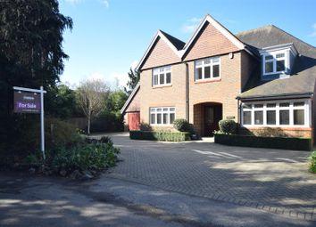 Thumbnail 5 bed detached house for sale in Harriotts Lane, Ashtead