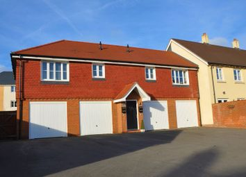 Thumbnail 1 bed property for sale in Hyde Park, Lords Way, Andover