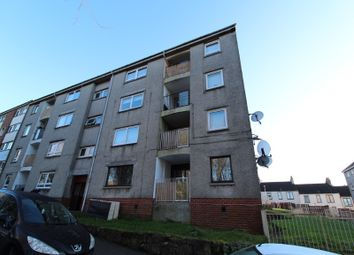 Thumbnail 3 bed flat to rent in Backbrae Street, Kilsyth, North Lanarkshire