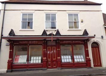 Thumbnail Retail premises to let in Long Street, Sherborne