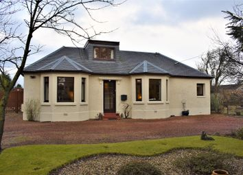 Thumbnail 4 bed bungalow for sale in Harrysmuir Road, Livingston