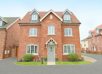 Thumbnail 5 bedroom detached house for sale in Maureen Campbell Drive, Wychwood Village, Weston