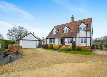 Thumbnail 4 bed detached house for sale in High Street, Ludgershall, Buckinghamshire.