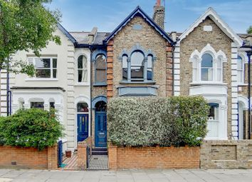 Thumbnail 4 bed terraced house for sale in Gillespie Road, London