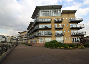 Thumbnail 2 bed flat to rent in Lightermans Way, Greenhithe, Kent