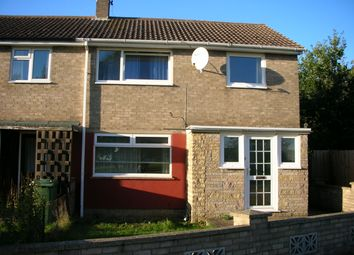 Thumbnail 3 bed end terrace house to rent in Seaford Walk, Corby