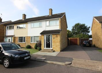 Thumbnail 4 bed semi-detached house for sale in Finchmoor, Harlow