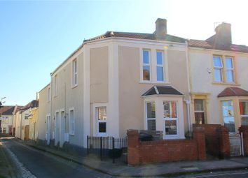 Thumbnail 2 bed flat for sale in Merrywood Road, Southville, Bristol