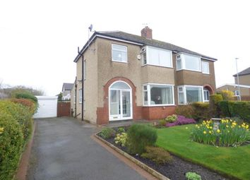 Thumbnail 3 bed semi-detached house for sale in Hill Crest Avenue, Burnley, Lancashire