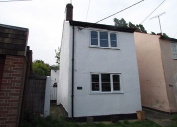 Thumbnail 2 bed detached house to rent in Back Lane, Ramsey, Harwich