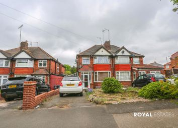 Thumbnail 3 bed terraced house to rent in Clive Road, Quinton, Birmingham