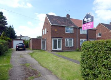 Thumbnail 2 bed semi-detached house for sale in Saltshouse Road, Hull