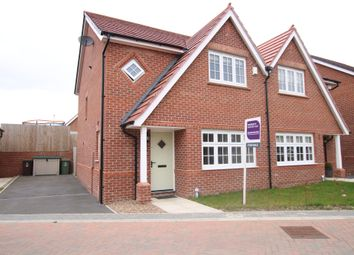 Thumbnail 3 bed semi-detached house for sale in Eton Walk, Wrenthorpe, Wakefield