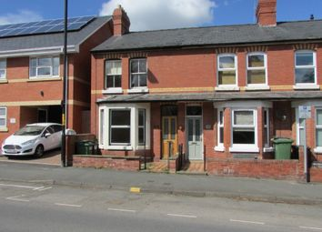Thumbnail 3 bed end terrace house to rent in Breinton Road, Hereford