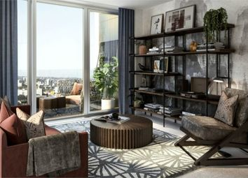 Thumbnail 1 bed flat for sale in The Jacquard, The Silk District, London