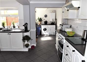 Thumbnail 2 bed terraced house for sale in St. Johns Road, Spalding