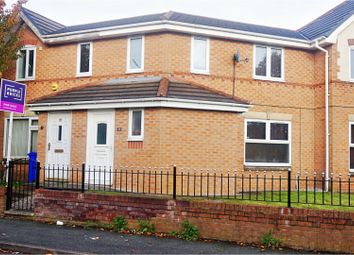 Thumbnail 3 bed end terrace house for sale in Minster Road, Manchester