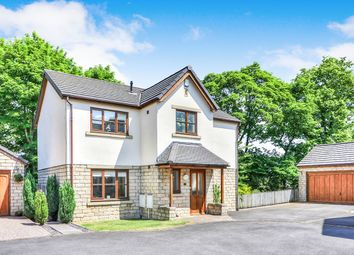 Thumbnail 4 bed detached house for sale in The Coppice, Burnley